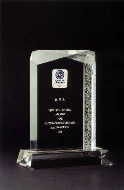 AAA Customer Satisfaction Excelence Trophy